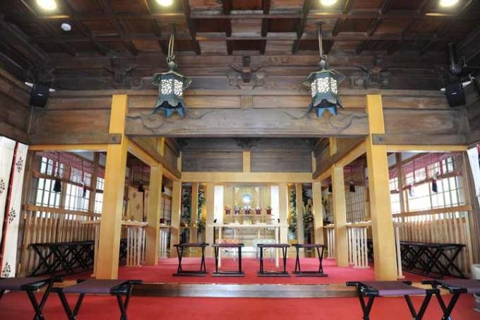 星川杉山神社 結婚式