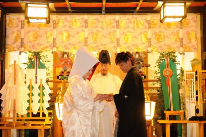 代々木お八幡宮結婚式