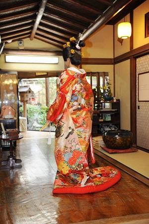 浅草神社結婚式 今半別館親族食事会