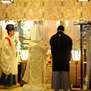 代々木八幡宮結婚式 白無垢レンタル