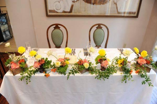 リストランテ ジャルディーノ 結婚式