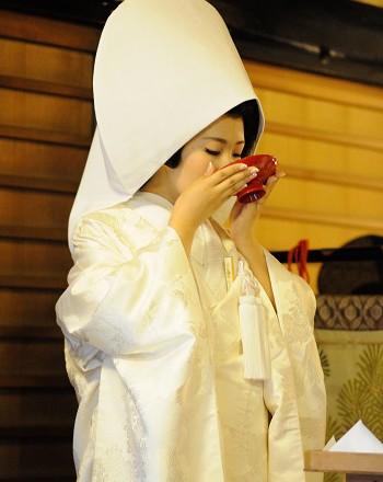 代々木八幡宮結婚式 白無垢レンタル着付けヘアメイク