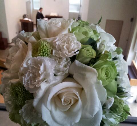 玉川平安教会結婚式
