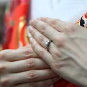 結婚式和装前撮り写真東京