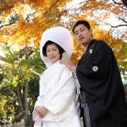 挙式撮影神社 代々木八幡宮
