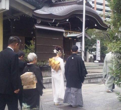 磐井神社結婚式