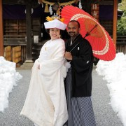 星川杉山神社結婚式