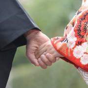 写真だけ結婚式 和装