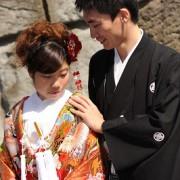 前撮り和装結婚式 格安