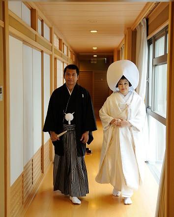 浅草神社 和装結婚式