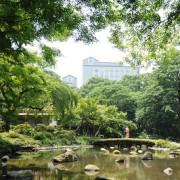 和装前撮り東京庭園