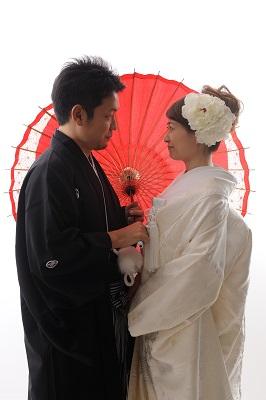 結婚式和装 前撮り