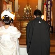 神鳥前川神社 結婚式