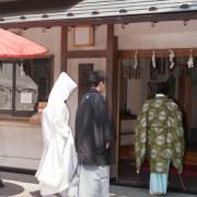神鳥前川神社結婚式 白無垢レンタル