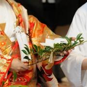 江島神社結婚式 打掛レンタル着付けヘアメイク
