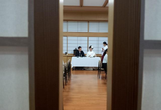 井草八幡宮結婚式白無垢レンタル着付けヘアメイク 地毛新日本髪