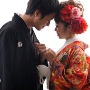 結婚式色打掛レンタル着付けヘアメイク
