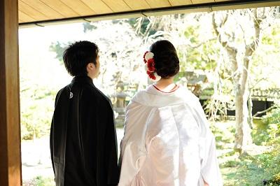 仏前結婚式鎌倉