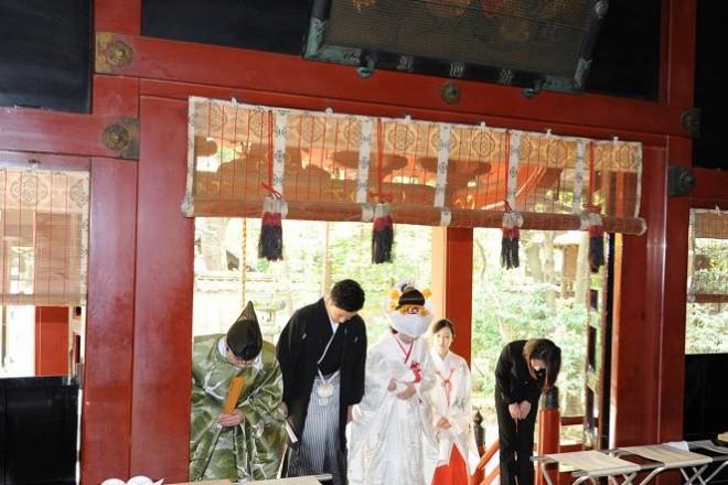 赤坂氷川神社結婚式 予約