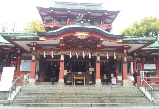 富岡八幡宮結婚式