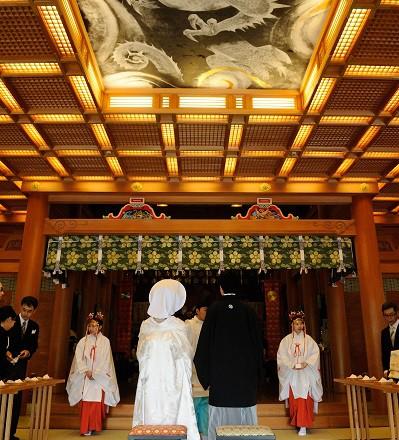 湯島天満宮結婚式 ウエディングプロデュース