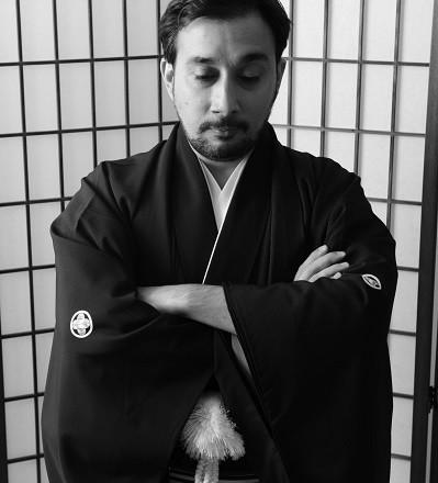 日本着物撮影