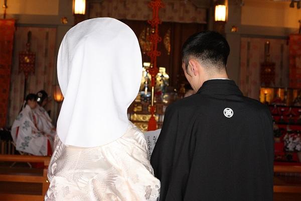 神社結婚式東京 北澤八幡神社