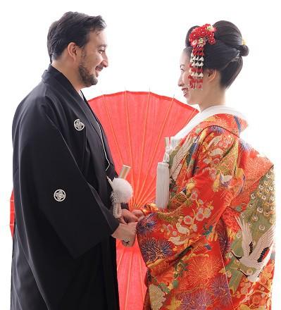 新日本髪 結婚式 ヘアメイク