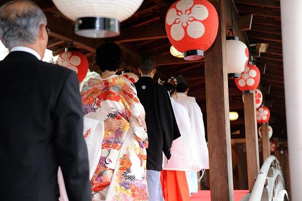 湯島天神結婚式カメラマン