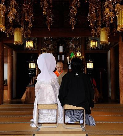 仏前結婚式神奈川県