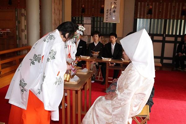 北澤八幡神社着付け
