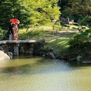 紅葉ロケ庭園
