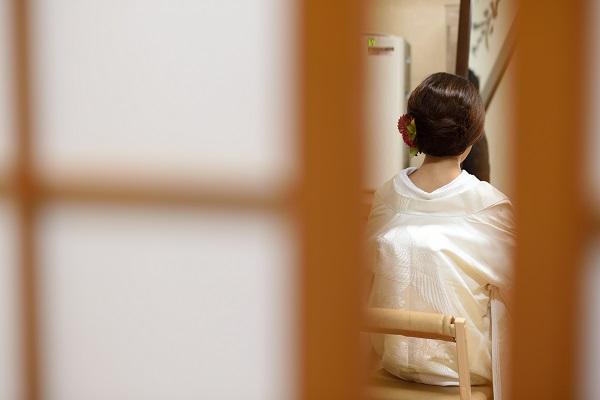 神奈川県横浜神社結婚式白無垢費用