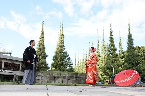 色打掛結婚式東京レンタル費用