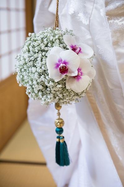 仏前結婚式 東本願寺 白無垢レンタル着付けヘアメイク写真