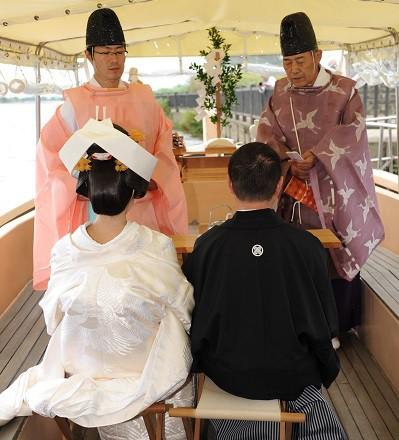 高瀬舟結婚式