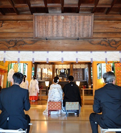 師岡熊野神社結婚式白無垢レンタル着付けヘアメイクカメラマン撮影