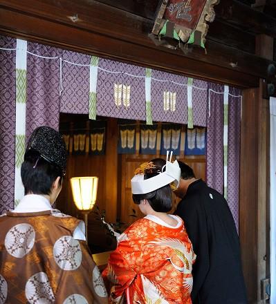 鎌倉御霊神社結婚式と披露宴プロデュース