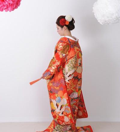 色打掛レンタル結婚式東京