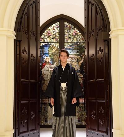 東京の人前式和装プロデュース