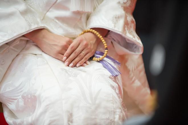 お寺結婚式白無垢レンタル着付けヘアメイク