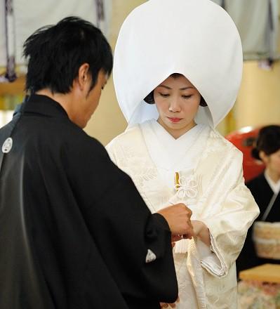 指輪交換神社