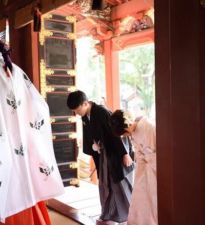 浅草神社結婚式披露宴プロデュース
