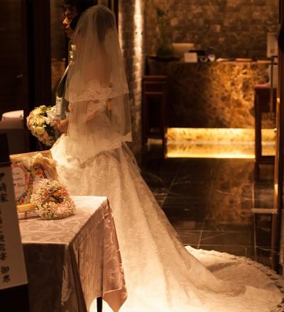 和装洋装結婚式費用東京