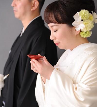 結婚10周年記念プレゼント写真