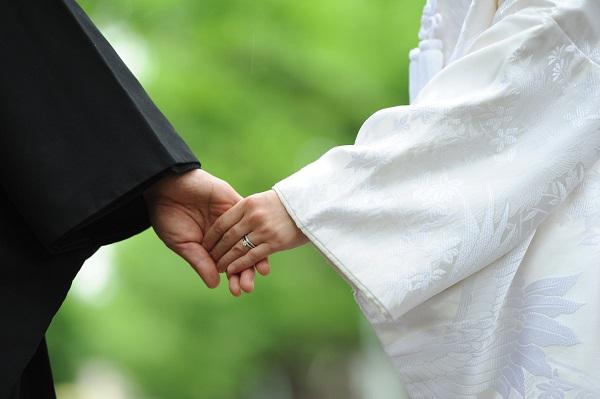 白無垢結婚式費用東京