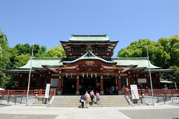富岡八幡宮結婚式と披露宴プロデュース