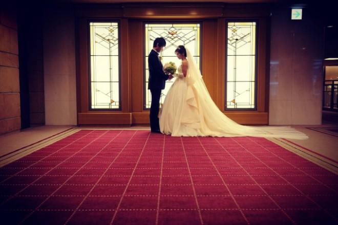 帝国ホテル結婚式カメラマン