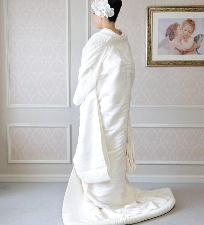 白無垢お洒落結婚式プロデュース東京