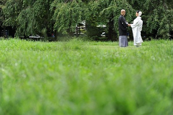 久伊豆神社結婚式白無垢レンタル着付けメイクカメラマンスナップ